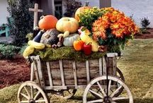 Fall and Halloween / by Kathleen Hereford