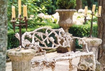 Outdoor decor / by Kathleen Hereford
