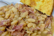 Food, Beans & Peas / by INCOGNITO ..