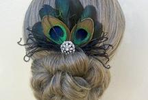 hair bling / by Kathleen Hereford