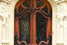 awsome doors, archways & architecture / by Kathleen Hereford
