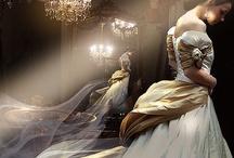 Fantasy dresses / by Kathleen Hereford