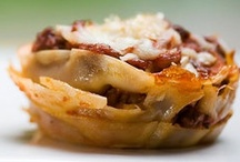 Italian Food MANGIA! / AUTHENTIC CLASSIC ITALIAN DISHES / by CookinThyme Catering
