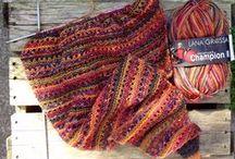 Knitting Favourites / by Angela C