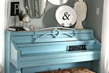 How to paint furniture and other things / by Jo Dente