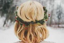 hair ideas / by what would a nerd wear