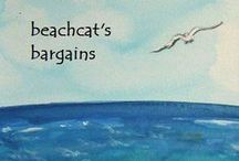 beachcats bargains / Viva Beads & Jilzara Clay Jewelry --Exceptional Shawls, Scarves, Wraps --Unique Estate Sale Finds--Hard to Find Collectibles--Eco-Friendly Shopping Tote Bags --Plush and Educational Toys--Sarongs Beachwear Cover-Ups-- Vintage Antiques--Much More! / by beachcats bargains --- donna tittsworth