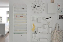Organization for the home / Ways to store things.
