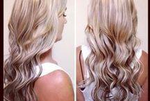 hair / by Emmy Martinet