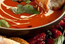Excuse me Flo!? What's the soup du jour?  / by Jilli Elletson