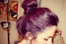 Beauty: Hair / by Annie Montoya