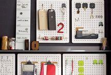 Organise / by Rhian Edwards