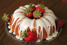Cake, Cookies, Dessert, Pies / by Lynn McNeal