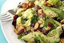 {Salads} / by Deborah Harroun {Taste and Tell}