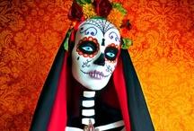 Dia de los Muertos / by Satine GypsyQueen