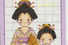 Cross Stitches / The only thing money gives you is the freedom of not worrying about money. / by Mona Bernhardt-Lörinczi