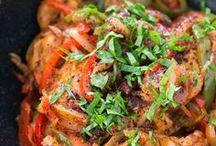 MEATS / Recipes of meats / by Jereldene Anderson