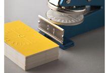 Design: Print & Finishes / by Rhian Edwards