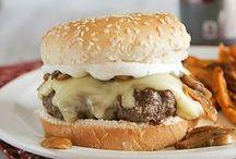 {Burger Time} / by Deborah Harroun {Taste and Tell}