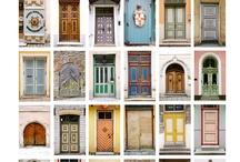 Doors, Windows and Gates  / by Janice Stevenson