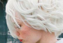 Hairstyles / by Trinia Lyn