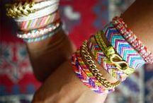Bracelets:  Friendship Type / by Linda Younkman