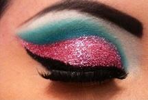 makeup. / by Lindsey Lucas