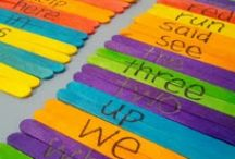 Sight Words / by Margaret Melton