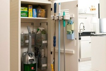 Clever Closet Design / by Mary Jean