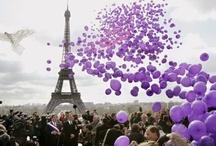 Je T'aime ...... PARIS / by Jeanine Barac