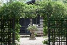 gardens... / lush green spaces / by kyla b.