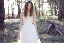 KAREN WILLIS HOLMES GOWNS / Images from some of the beautiful wedding gown photo shoots / by Karen Willis Holmes - Bridal