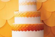Wedding Style - Orange delight / by Karen Willis Holmes - Bridal