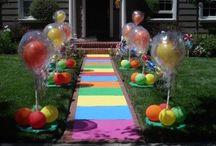 Lets throw a party!! / by Tabitha Tallman