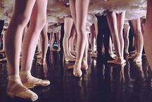 the ballet. / by Pey
