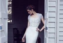 Embroidery / Embroidery inspiration for wedding gowns / by Karen Willis Holmes - Bridal