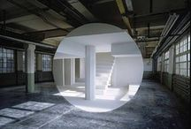 Architect at Heart / closet urbanist, studio withdrawal, you know the drill / by Sha Hwang