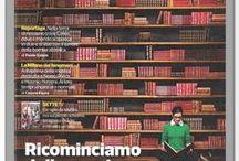 Portraits SETTE Corriere della Sera / Weekly illustrations for the italian magazine SETTE - Corriere della Sera / by Streamcolors