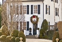 Dream Home / A beautiful Williamsburg house all decorated