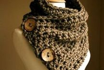 Crochet Scarves / by Becky Gilleland-Gibson