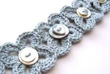 Crochet Jewelry / by Becky Gilleland-Gibson