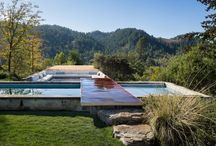 Pools & Water Features / by Elisabetta Pozzetti