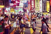 An Expat's Guide to Hong Kong / I've always had an outsider's perspective of Hong Kong, even though I lived there for 13 years. Here's some memorable things I've encountered during my time there. / by Jay Kim