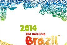 Brazil 2014 / by Kiki Ramirez