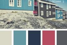 Color Boards / by Kimly Phamvan