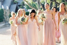 Bridesmaids / by Bridal Musings - Wedding Blog