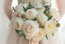 White Weddings / white weddings, white polka dots, cream, ivory / by Bridal Musings - Wedding Blog