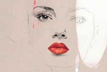 Art and Illustrations / oh how I wish I could draw and paint so / by Bridal Musings - Wedding Blog