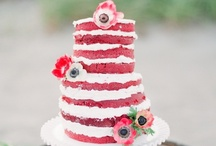 Wedding Cakes / wedding cakes, cupcakes and dessert / by Bridal Musings - Wedding Blog