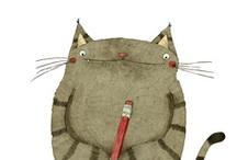 illustration / by Ana Horvat